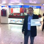 Heathrow Minicabs driver